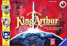 KING ARTHUR -WER WIRD ENGLANDS NEUER KÖNIG-ELEKTRONISCHES SPIEL -RAVENSBURGER