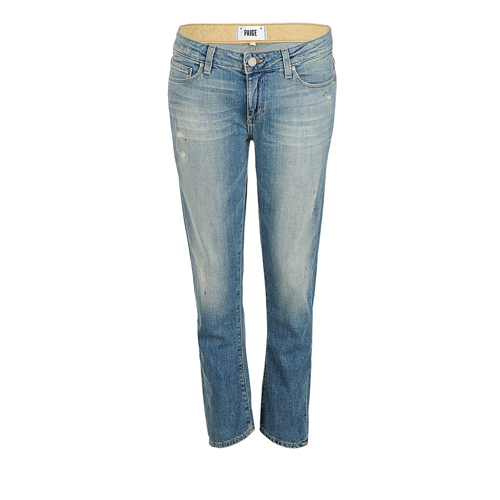 Paige Jeans LYDIA monet slouchy skinny Gr. 26