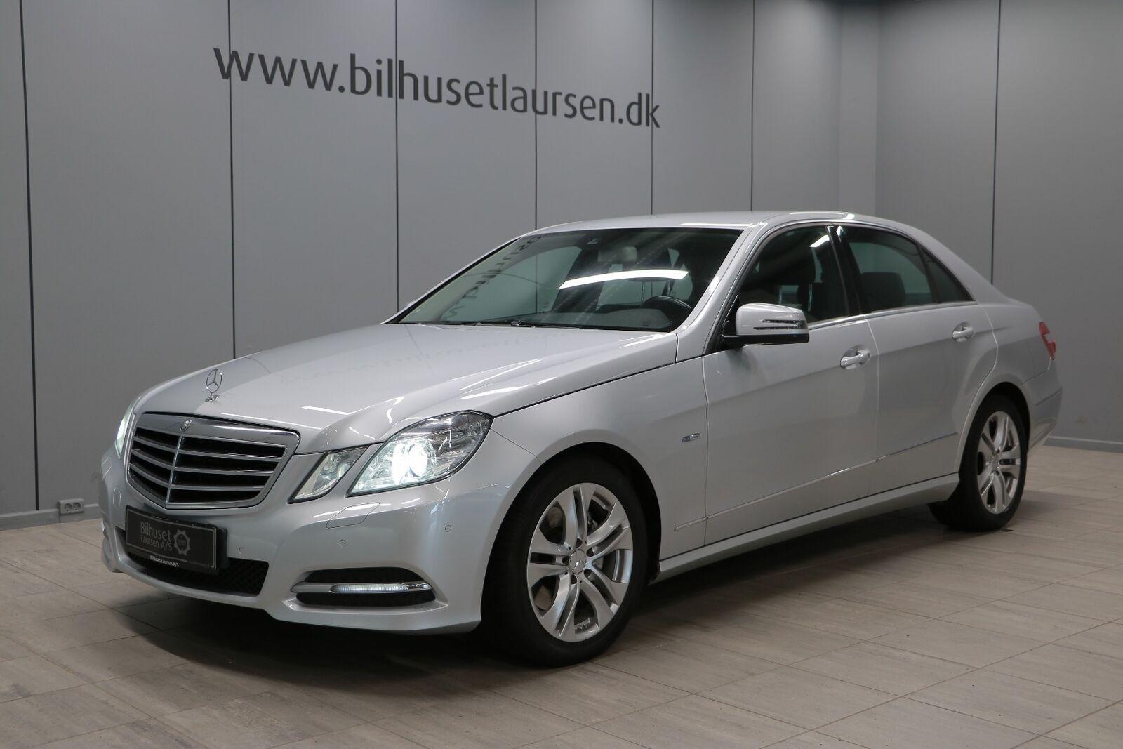Mercedes E350 3,0 CDi Avantgarde aut. 4d - 149.900 kr.