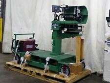 Jetline Cs3 15z Coil End Joining Seam Welder With Shear Used Am20172