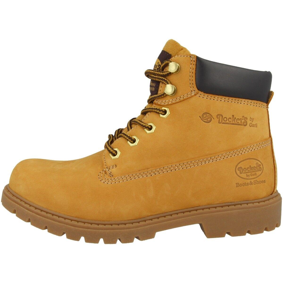 Dockers by Gerli 19PA240 Schuhe 19PA240-300910 Damen Boots Stiefel Stiefeletten 19PA240-300910 Schuhe 928480