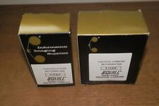 Lot Smith Corona Typewriter H Series Ribbons 63446 Black Lift Off Quill See Pics