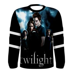 Film Twilight Manica Lunga T-shirt ZYOjy4h4