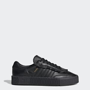 adidas-Originals-SAMBAROSE-Shoes-Women-039-s
