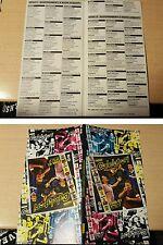 COPERTINA AGGIORNAMENTI FIGURINE CALCIATORI PANINI 2006/07 ALBUM COVER