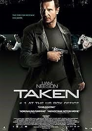 taken 1+2, Blu-ray, action