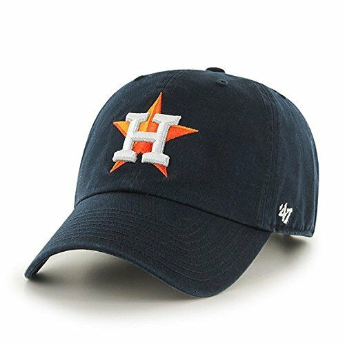 c30a894e7 Houston Astros 47 Brand Clean Up Adjustable Field Classic Navy Blue Hat Cap  MLB