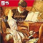 Francesco Geminiani - Geminiani: Pièces de clavecin (2012)