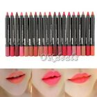 10Colors Sexy Beauty Waterproof Lip Pencil Lipstick Lip Gloss Lip Pen Makeup