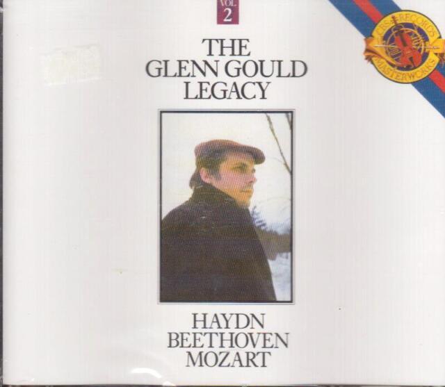 Haydn, Beethoven, Mozart / the Glenn Gould Legacy Vol. 2 - CD CBS