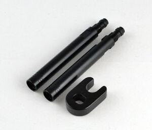 Unofix 2 prs de roue arrière avant tracknuts 3//8 /& 5//16 ou 2 x 3//8 ATB BMX Route.