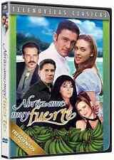 ABRAZAME MUY FUERTE * DVD Telenovela NEW FACTORY SEALED * Televisa Novela (2000)