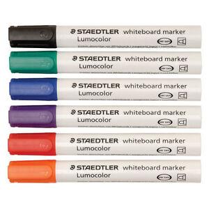 E-QUALITY Bullet Tip Dry wipe Whiteboard Marker Pens