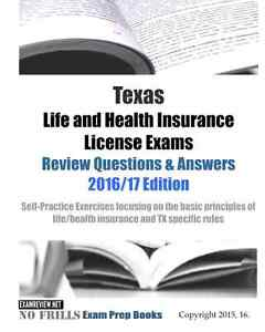health insurance test questions Any questions about the license examinations should be  pennsylvania insurance department  title insurance 16-10 health maintenance organization 16-02 or 16-03.