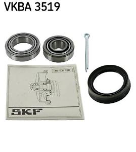 Cjto eje delantero ambos lados-SKF vkba 3519