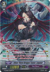 CARDFIGHT VANGUARD EN BT07 Silver Thorn Dragon Tamer Luquier RRR