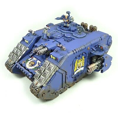 Warhammer Space Marine Landraider New on Sprue