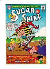 Sugar & Spike  No.72  : 1967 :   : Ice Cream Cover! :