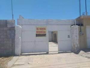 Bodegas en Venta Villa Juarez Chihuahua