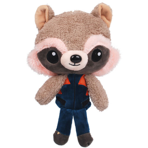 HOT Guardians of The Galaxy Vol 2 Rocket Raccoon  Groot Star-Lord Plush Toy Doll