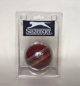 5b330e3ed04 Slazenger Crown Match Quality 5.5oz Cricket Ball In Original Package ...