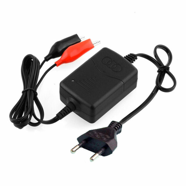 Car Truck Motorcycle 12V Smart Compact Battery Charger Tender Maintainer