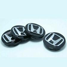 4x 69mm Wheel Center Hub Caps Rim Logo Badge Emblem For Honda Accord Civic Crv