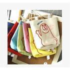 Cute Cartoon Canvas Wall Hang Up Storage Bag Home Storage Organizer Pouch