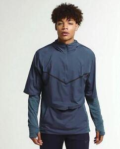 Nike-Therma-Sphere-Tech-Pack-Transform-2in1-Hoodie-Wasserabweisende-Laufjacke