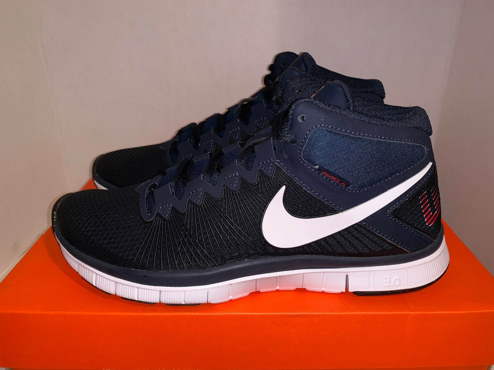 Nike Free Trainer Shield USA Men's Size 8 9.5 13 DS 616252