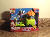 Disney Mickey Mouse Clubhouse Goofy Pop-up Balloon Shop Playset Fisher Price