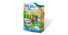 The Smurfs MEGA BLOKS Baker Smurf Playset Action Pack 10737