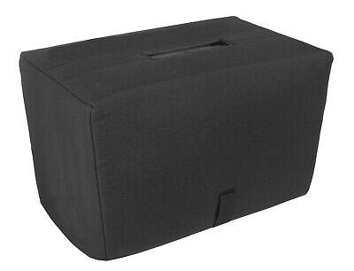 """Tuki Padded Amp Cover for Soldano 2x12 Speaker Cabinet 1//2/"""" Foam sold009p"""