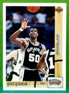 David Robinson regular card 1991-92 Upper Deck #324