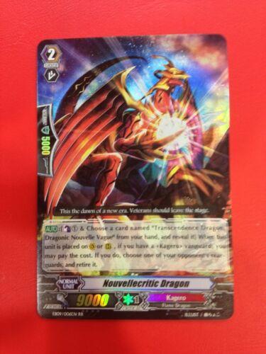 Vanguard English EB09/006EN RR Nouvellecritic Dragon