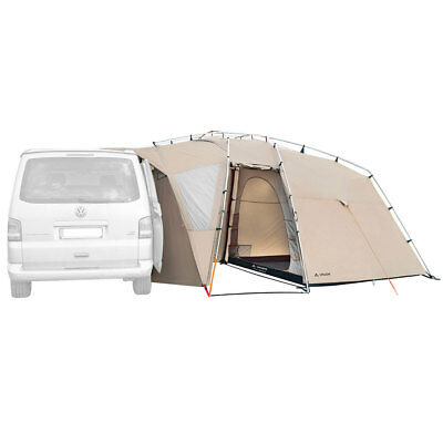 vaude drive van xt 5 personen zelt andockzelt awning dome tent anbauzelt ebay. Black Bedroom Furniture Sets. Home Design Ideas
