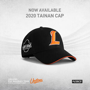 Taiwan Cpbl Uni Lions Baseball Cap Ebay