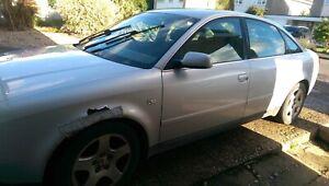 Audi-A6-1-8t-2001-spares-or-repair