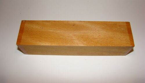 Bilinga 5x5x20cm Badi Drechselholz Opepe Holz Kantel 1m=16,50€ Kusia