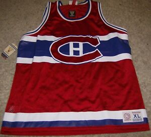 Image is loading Vintage-CONCEPTS-Mitchell-and-Ness-Canadians-NHL -Basketball- 8f3fe6da3