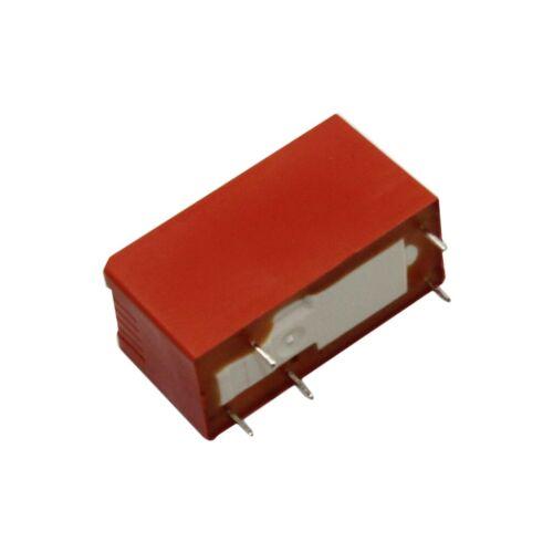 3-1393239-9 Relais 24VDC 10A//250VAC 2304Ω TE Co elektromagnetisch SPDT USpule