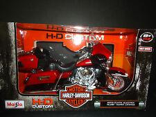 Maisto Harley Davidson FLHTK Electra Glide Ultra Limited 2013 1/12
