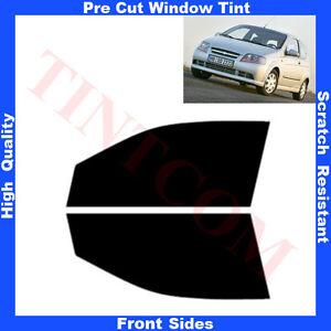 Pre-Cut-Window-Tint-Chevrolet-Kalos-3-Doors-2005-2008-Front-Sides-Any-Shade