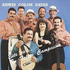 """Edwin Colón Zayas """"Este es tu Taller Campesino"""" CD"""