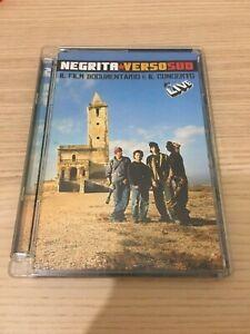 Negrita-Verso-Sud-2-DVD-Film-documentario-e-concerto-Black-Out-2006-RARO