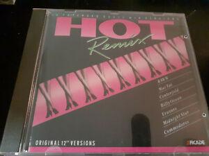 original CD     Various – Hot Remix   rare -- funk remix