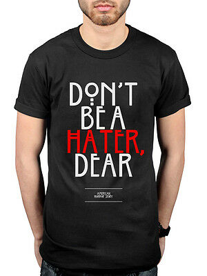 Official American Horror Story Hater T-shirt Unisex Haunted Harmons TV Series As