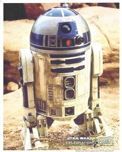 Empire Strikes Back Return of the Jedi a New Hope R2D2 actor KENNY BAKER 8x10 photo w certificate of authenticity Star Wars robot for fans
