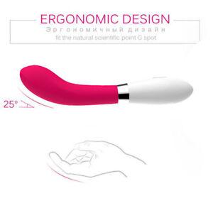 SEX-Waterproof-10-Speed-Handheld-Wireless-Vibrator-Female-Dildo-G-spot-Massager