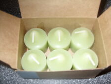 Partylite 4 boxes BAMBOO WATERS  votives NIB